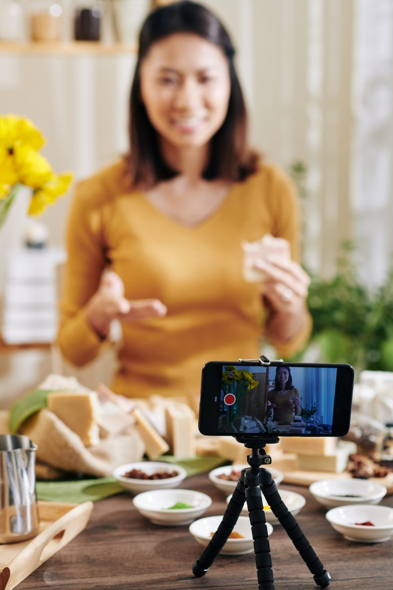 videography livestreaming