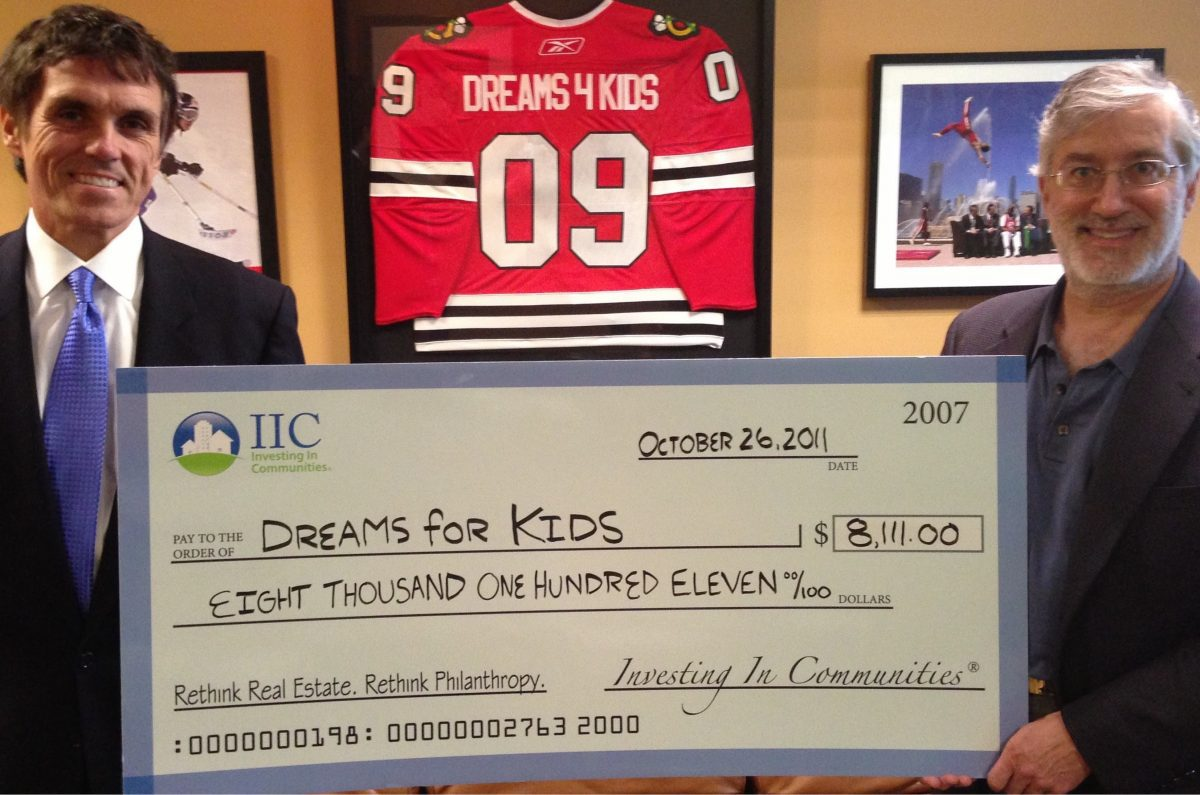 Dreams for Kids + IIC
