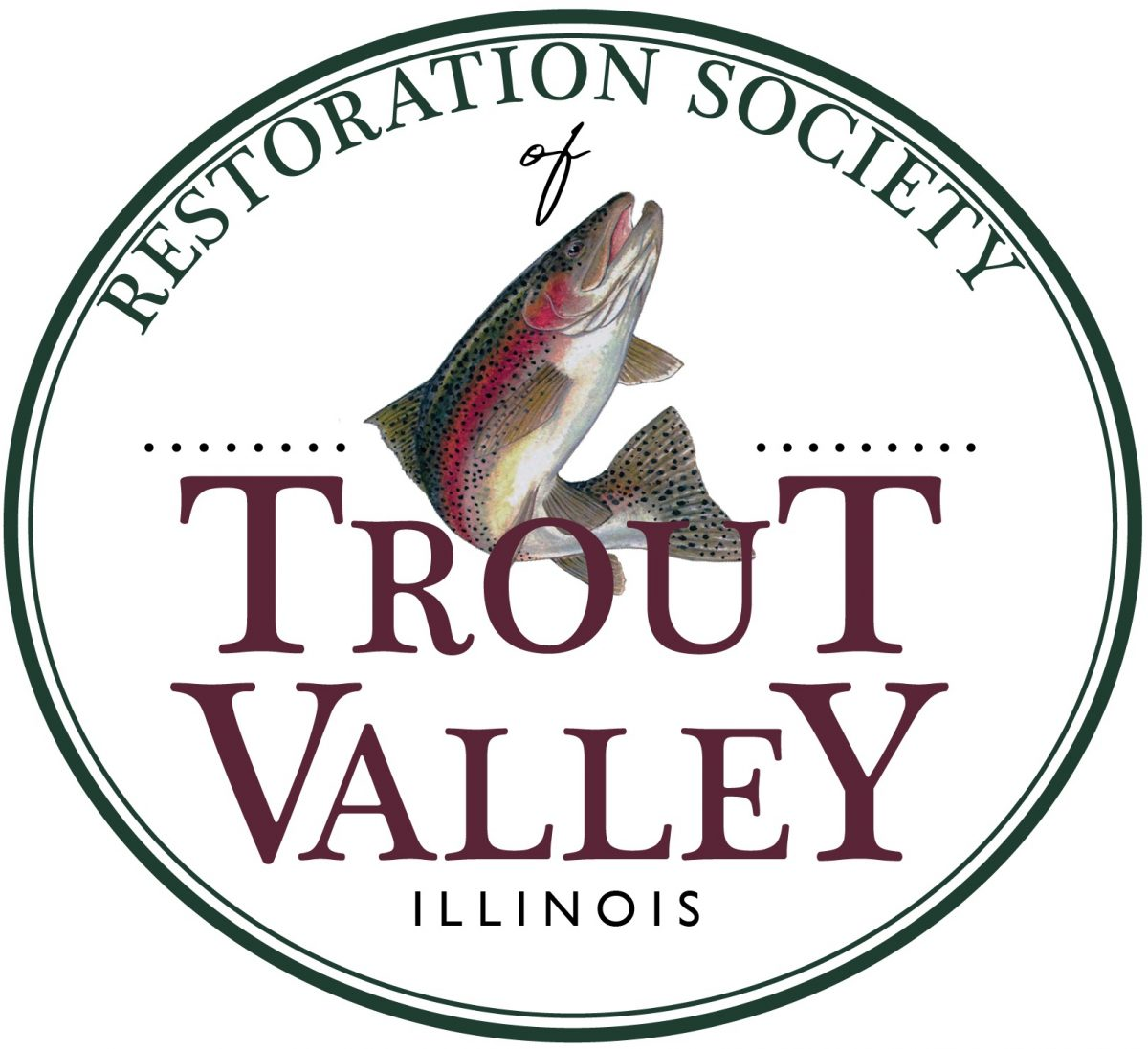 Trout Valley logo